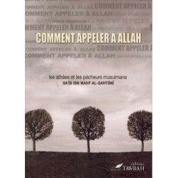 Comment appeler à Allah - Tawbah