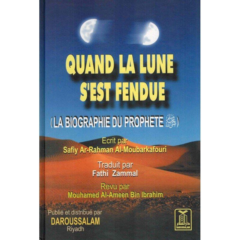 Quand la lune s'est fendue - Daroussalam