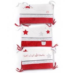 Tour de lit au clair de lune à la Mecque - Little noor