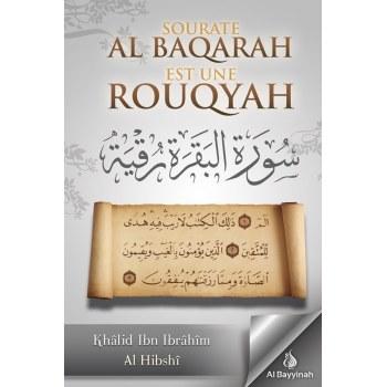 Sourate al baqarah est une rouqyah - Al Bayyinah