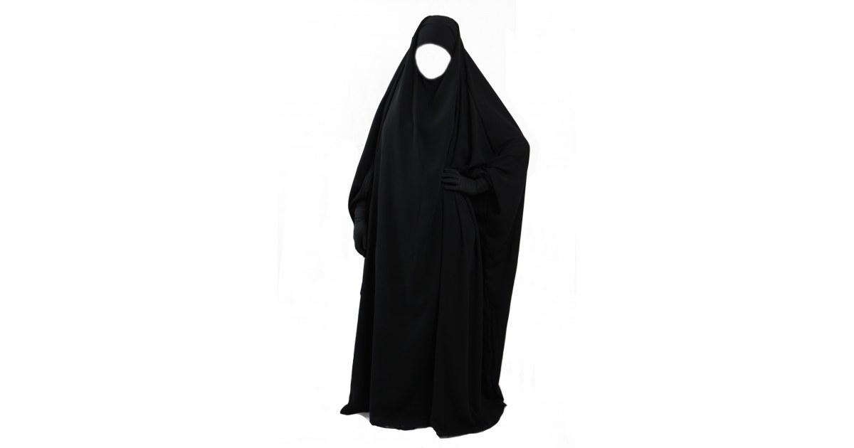 Jilbeb Saoudien noir- Al bayyinah