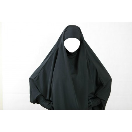 Jilbeb 2 pièces Noir- Al bayyinah
