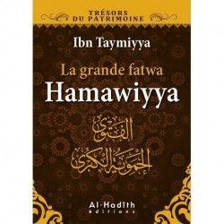 La grande fatwa Hamawiyya -...