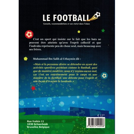 Le football , Editions Qurtuba