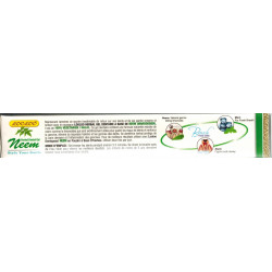 Dentifrice aux herbes menthe