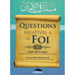 Questions relatives à la foi - Shaykh Al-Fawzân / Muwahhid publications
