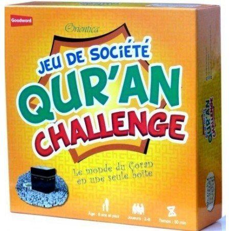 Qur'an Challenge - Le monde du Coran en une seule boîte