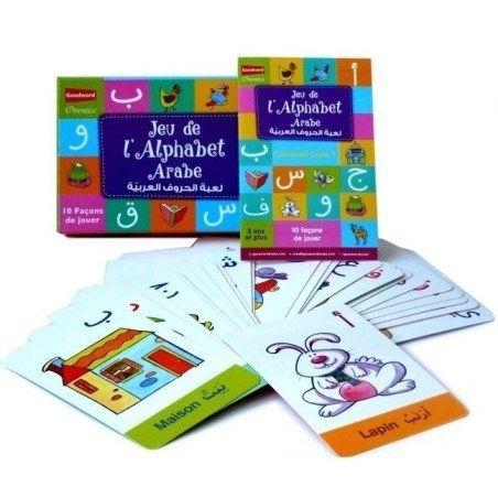 Jeu de l'alphabet Arabe - Editions Goodword