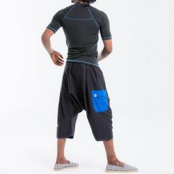 saroual bain DC Jeans couleur NOIR