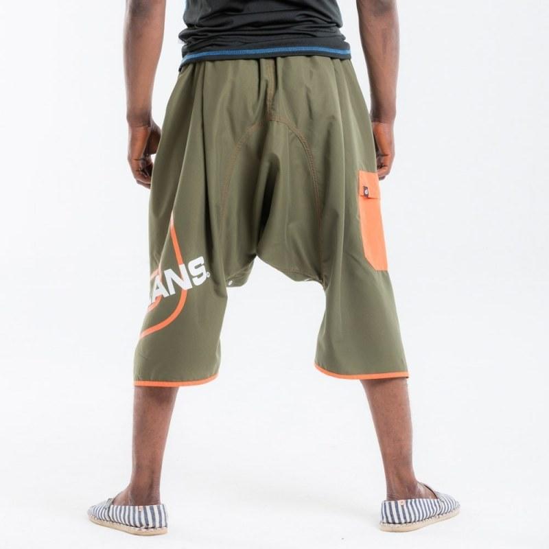 saroual bain DC Jeans couleur KAKI