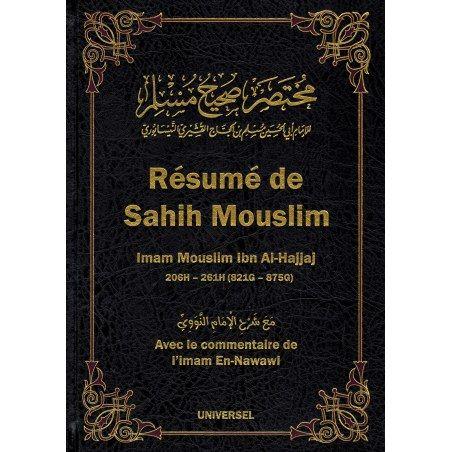 Resumé de Sahih Mouslim (Commentaire d'An-Nawawî) - Universel