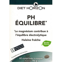 Ph équilibre - Diet Horizon