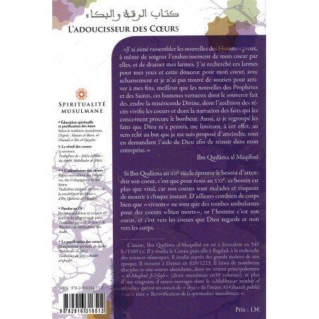 L'adoucisseur des cœurs - Ibn Qudâma Al Maqdissî