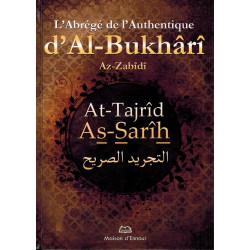 L'abrégé de l'Authentique d'Al Boukhârî - Maison d'Ennour