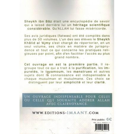 Le Livre de la Purification - Les avis Juridiques de Sheykh Ibn Baz