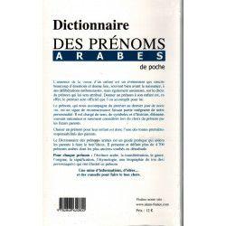 Dictionnaire des prénoms...