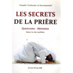 Les secrets de la prière selon le rite Malikite