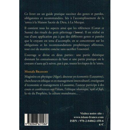 La Umra pas à pas - Guide pratique - Musapha Brahami - Tawhid