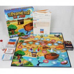 Les Prophètes, Le jeu - 400...