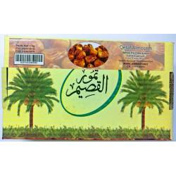 Dattes Sukari Fraiches - Qataf Almosem - 1kg