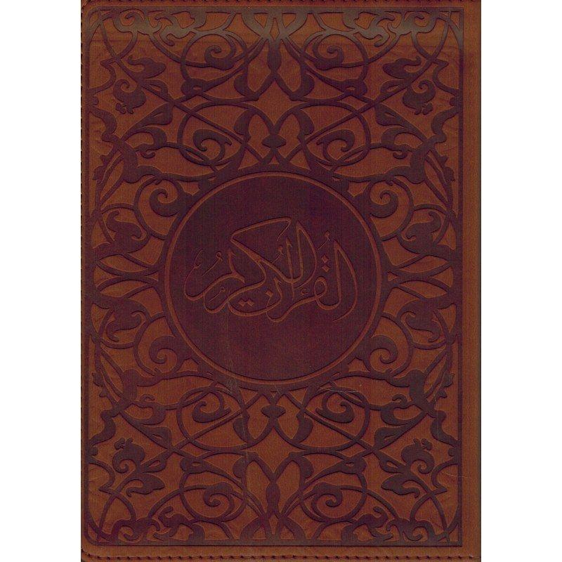 Le Noble Coran (Qur'an) - Arabe - Poche Moyen - Ed. Luxe / Tranche dorée - Tawhid