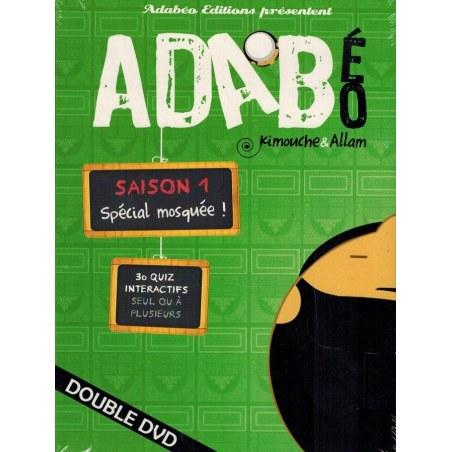 ADABéo - Saison 1 - Spécial Mosquée ! Kimouche & Allam - Double DVD