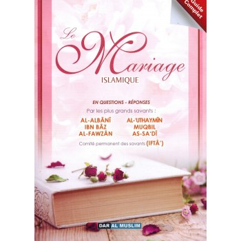 Mariage Islamique - En Questions-Réponses - Dar Al Muslim