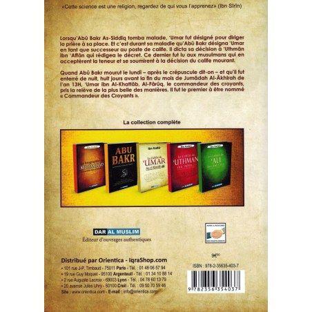Livre Le califat de Umar Ibn Al-Khattab, le deuxième Calife de l'Islam - Dar Al Muslim
