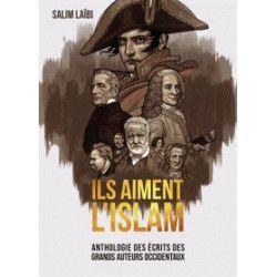 Ils aiment l'Islam - Salim Laibi