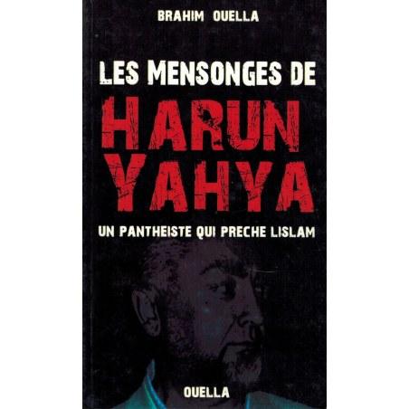 Les mensonges de Harun Yahya (Adnan Oktar) - Brahim Ouella
