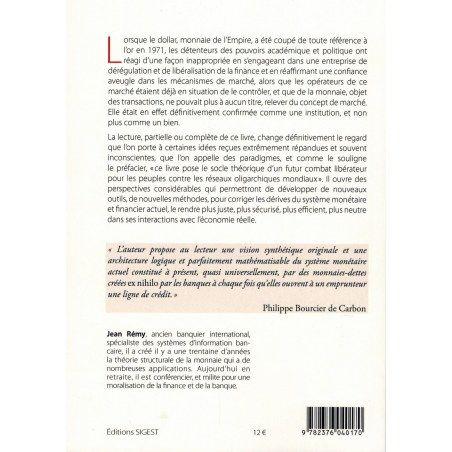 Théorie structurale de la monnaie et applications - Jean Rémy - SIGEST