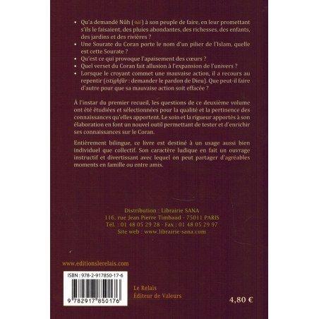 99 questions et réponses sur le coran Vol 02 - Khalil Temmar - Le Relais