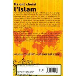 Ils ont choisi l'Islam -...