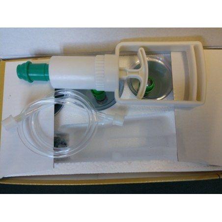 Kit Hijama (Médecine Prophétique) - 6 ventouses (Tasses) + Pompe, Thérapie Set pour Secs et Humide