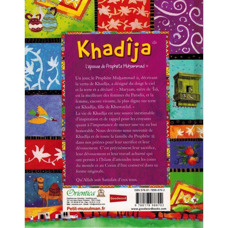 Khadîja - L'épouse du Prophète Muhammad - Saniyasnain Khan - Orientica