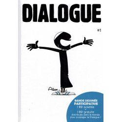 Dialogue - Tome 1 - BDouin (Bande Dessinée Participative)
