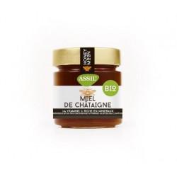 Miel de Châtaigne (châtaignier) BIO 335g - ASSIL