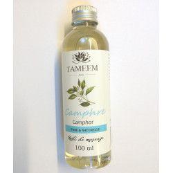 Huile au Camphre (Camphor) - 100% Naturel - 100 ml - Tameem