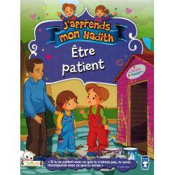 Être patient - J'apprends mon hadith - Nur Kutlu - Timas Kids