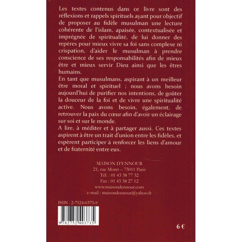 La Voie de la Spiritualité - Lecture cohérente de l'Islam - Omar Mahassine - Maison d'Ennour