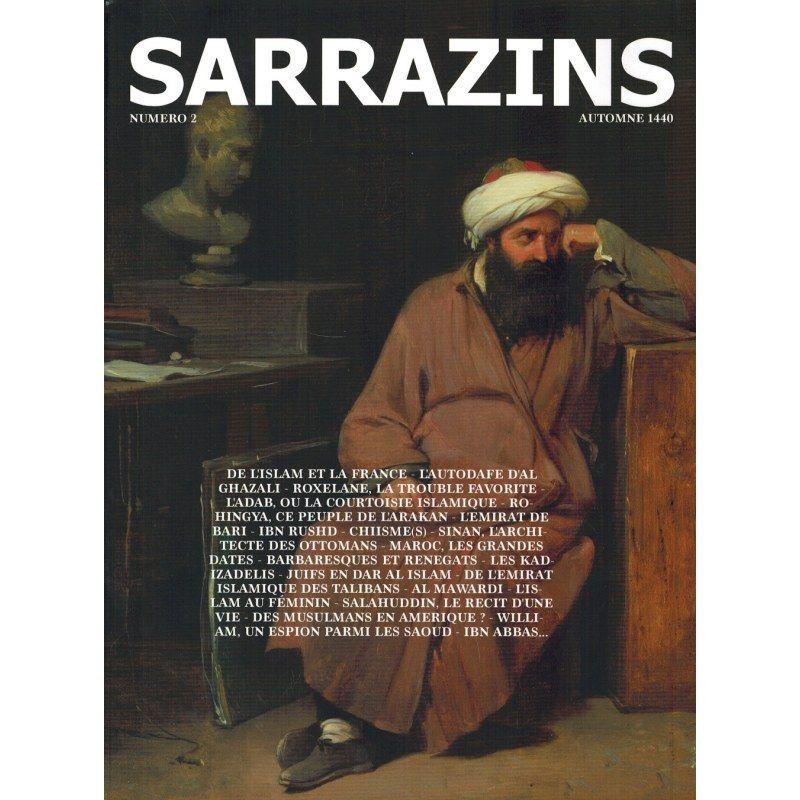 Sarrazins - Automne 1440 - Numéro 2  : Barberousse, Ibn Rush, Juifs, Salahudin, Rohingyas, Chiisme, etc...
