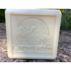 Savon végétal au Lait de Chamelle - NATURE - 100g - 100% Naturel - Camel-idée
