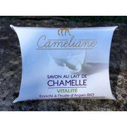 Savon végétal au Lait de Chamelle - VITALITÉ - 100g - 100% Naturel - Came-idée