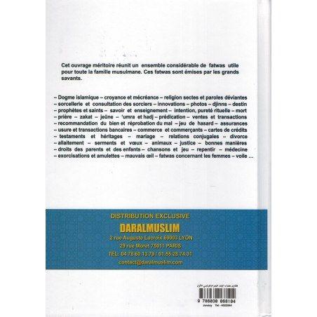 Fatwas Contemporaines - Réponses religieuses aux problèmes d'aujourd'hui - 2 Volumes - Dar Al Muslim