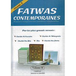 Fatwas Contemporaines -...