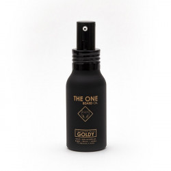Huile de Barbe parfumée Goldy (Beard Oil) - 100% naturelle - The One