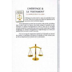 L'Héritage et le Testament...