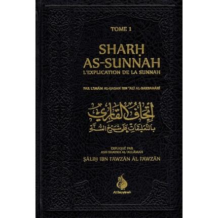 Sharh As-Sunnah...
