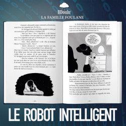 La Famille Foulane (Tome 1) - Le Robot Intelligent - BDouin