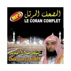Le Coran Complet - CD MP3 -...